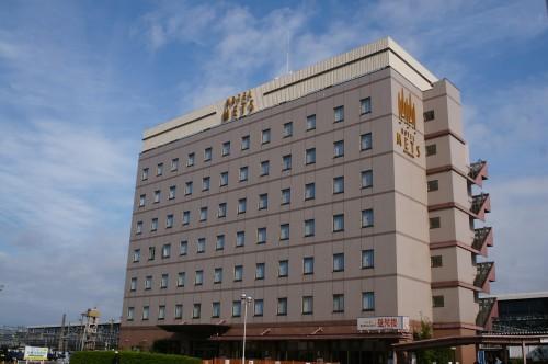 ホテルメッツ北上