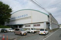 北上市民黒沢尻体育館