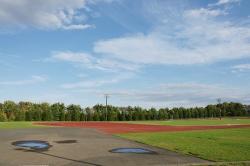 北上陸上補助競技場 (日本陸連第3種公認競技場)