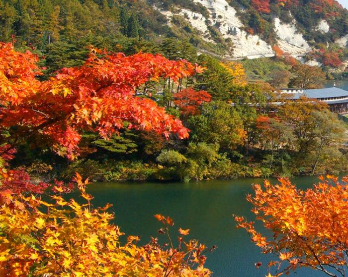 綱取断層・和賀の松島