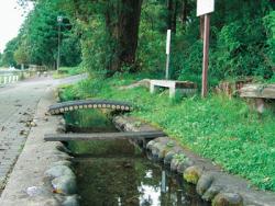 北上市内の自然歩道コース2:古墳と湧水のみち