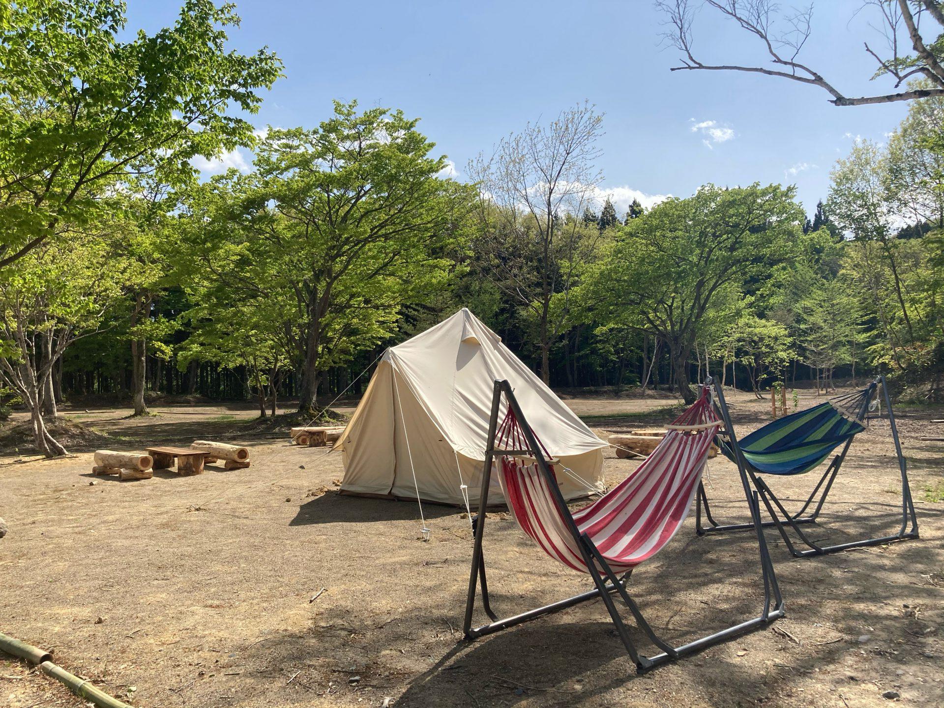 温泉やカフェが併設されたキャンプ場!快適な空間で心休まる時間を。 ...