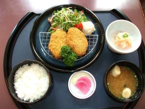 【北上コロッケ定食】 950円