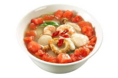 スーラータン麺画像