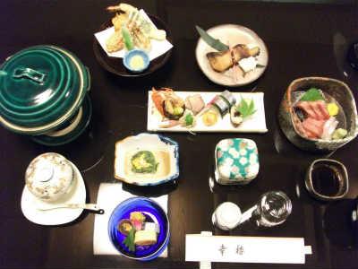 約5,000円の会席料理