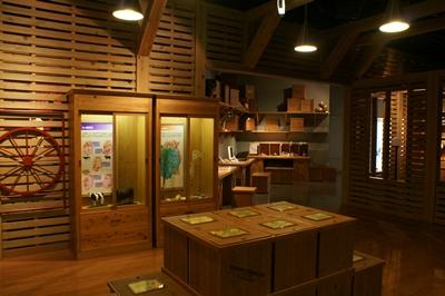 農業科学博物館 第2展示室
