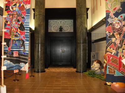 展示室入口